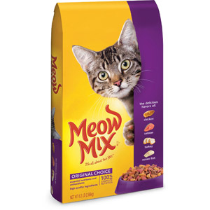 First Choice Dry Cat Food