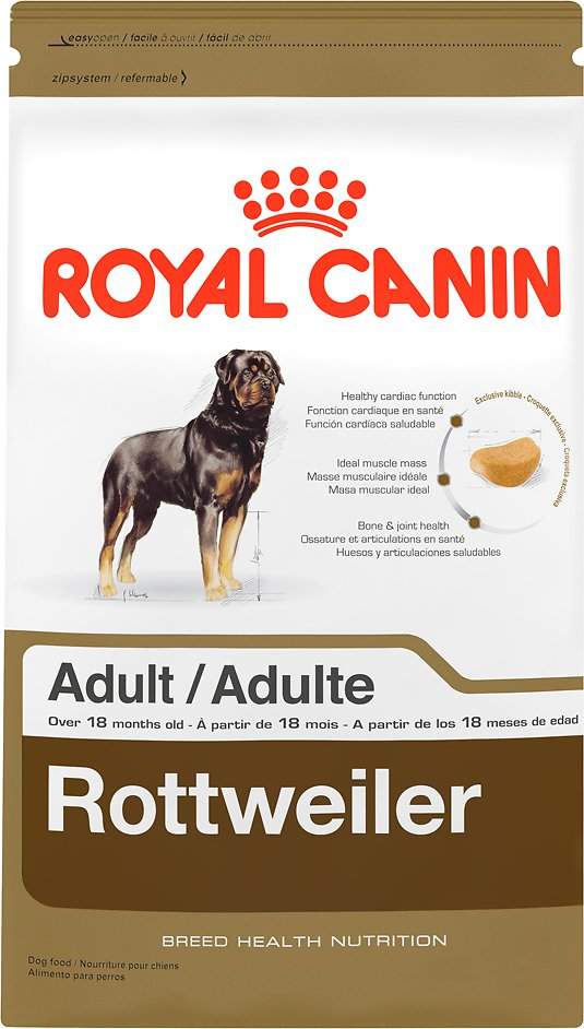 Royal Canin Rottweiler Dog Food Review