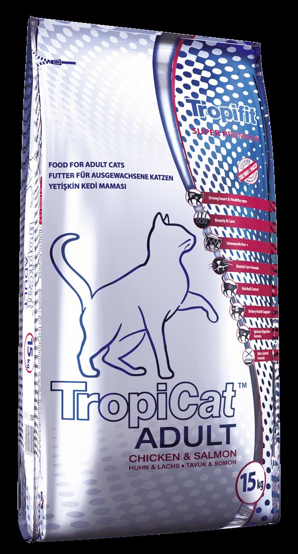 TropiCat Adult Food (400g)
