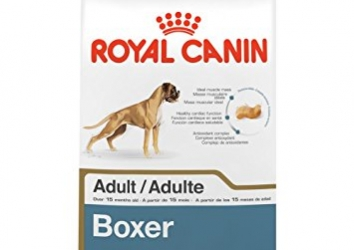 Boxer Puppy  Dog Food