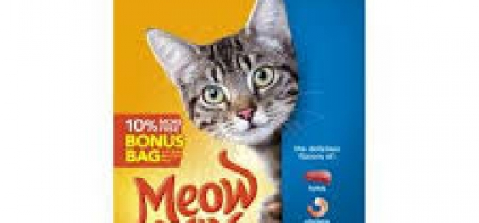 Meow Mix Sea Food Medley