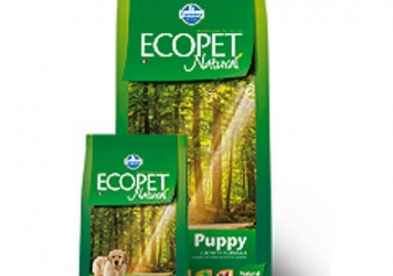 Ecopet Natural Puppy Formula