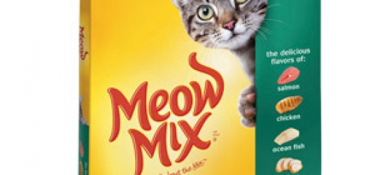 Meow Mix Indoor Cat Formula