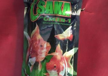 Osaka Green  Fish food