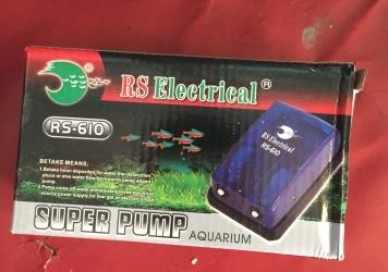 RS Electric Super Pump Aquarium