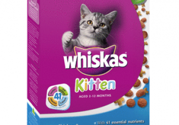 Whiskas Cat Food (1.4KG)